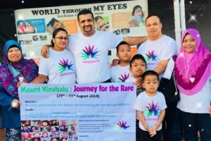 Conquering Kinabalu: A Father's Journey to Raise Awareness for MLDA
