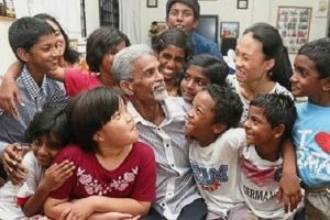 Penang's Heroes! A House of Love & A Fridge Full of Kindness