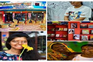 A Place for India's 'Sheroes'To Hangout