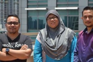 Projek Iqra': 3 Friends' Vision of Educating the Poor & Underprivileged