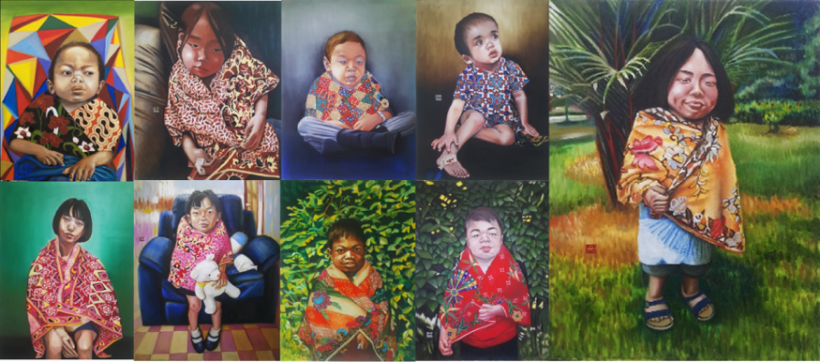What A Female Artist Drew For Rare Disease – And Why It Matters