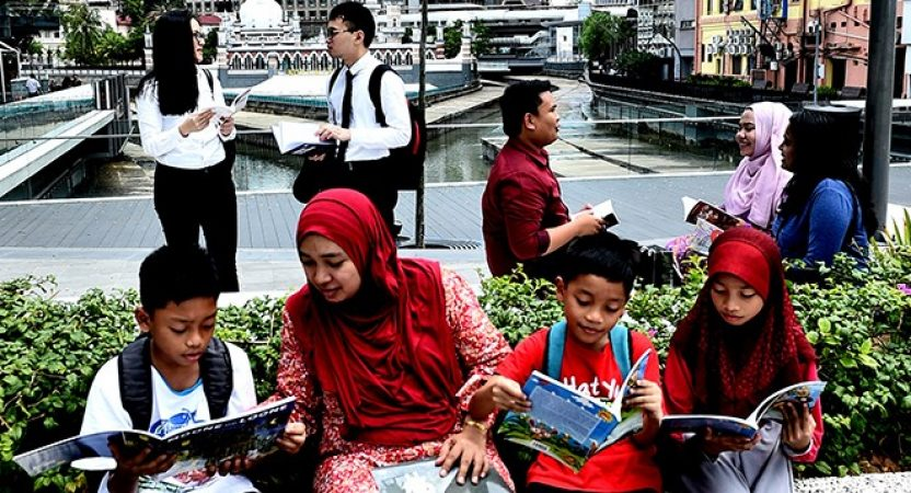 #MalaysiaMembaca And World Book Day – When, Why and Where