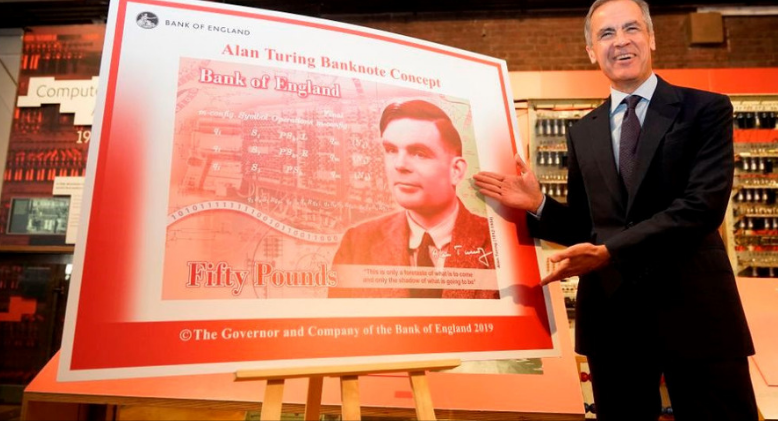 Unsung World War II Hero And Technology Pioneer Immortalised On £50 Note