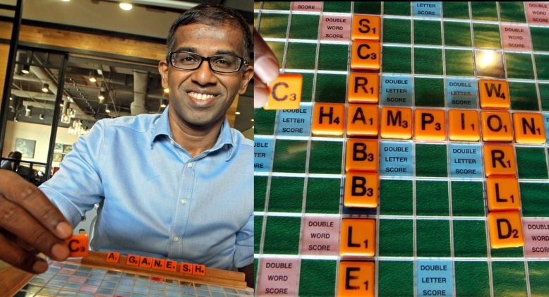Malaysian Scrabble Player Is WORLD NO. 1!