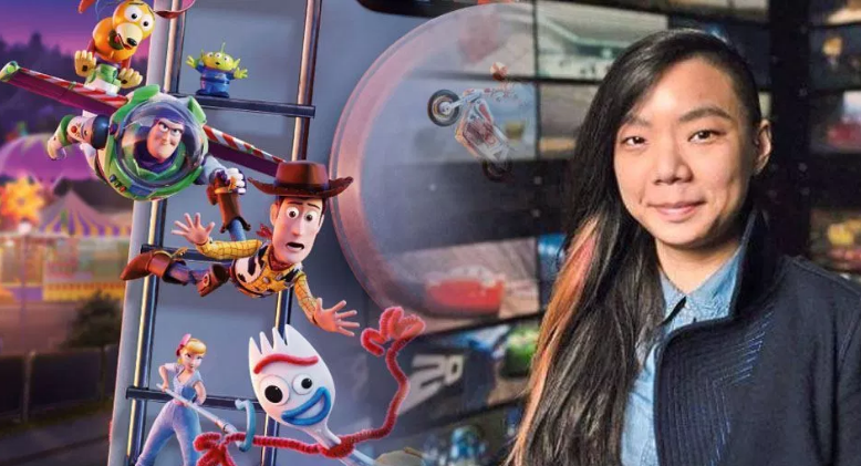 Malaysian-born Animator Makes Her Mark In Hollywood