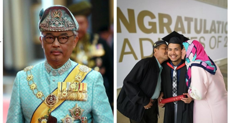 Part-Time Uni Cleaner Now First Class Graduate Who Won Praises From Malaysian Ruler
