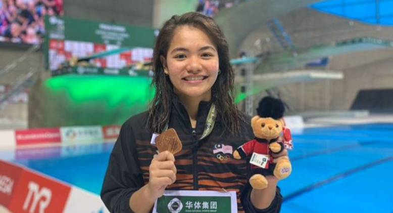 Dhabitah Sabri Catapults Into The 2020 Tokyo Olympics