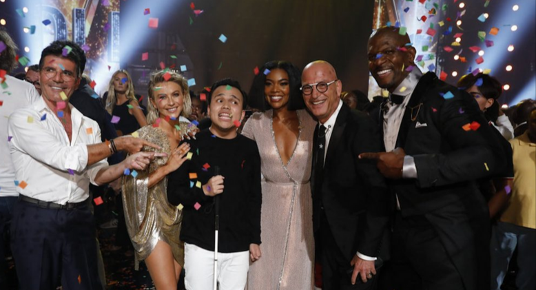 "Differently-abled Youth Come Out Tops In ""America's Got Talent"""