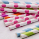Go Green With Paper Straws