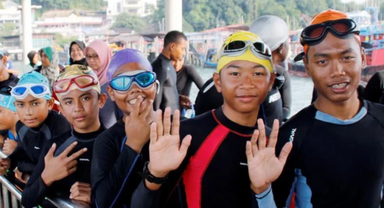 Autism Not A Barrier To Set A Swimming Record On National Day