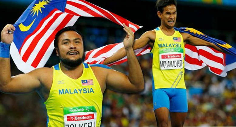 Malaysian Paralympic Athletes, A Beacon Of Hope In Our Sports Industry