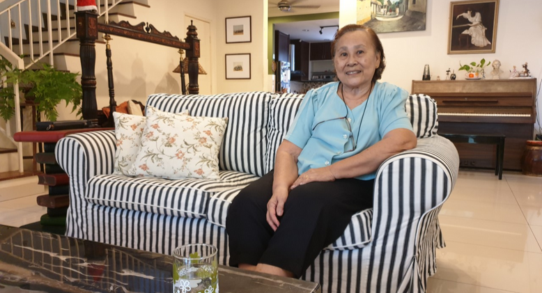 Granny Kim: Age Is NO Barrier To Learn The Piano