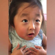 Adorable Girl's Love For Adopted Parents Melts Hearts Online