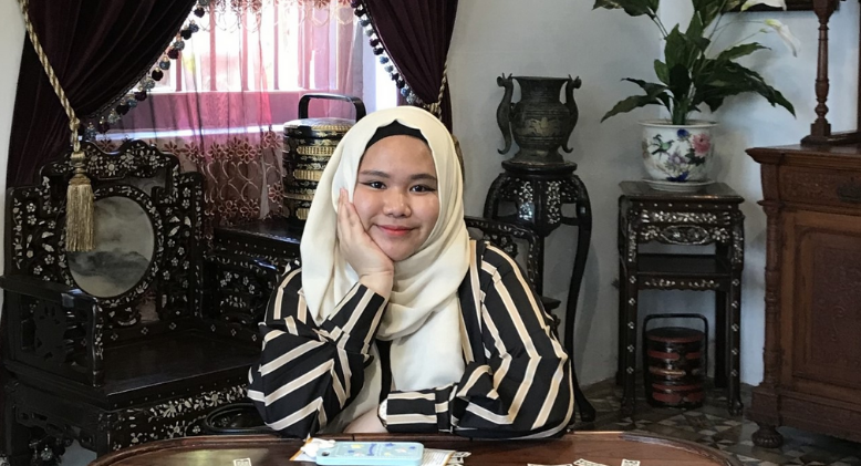 Khaleeda's Quest To Empower Young Girls