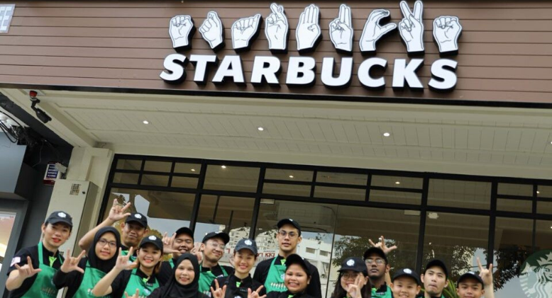 Inclusivity Is The Order Of The Day At Penang's New Starbucks Outlet