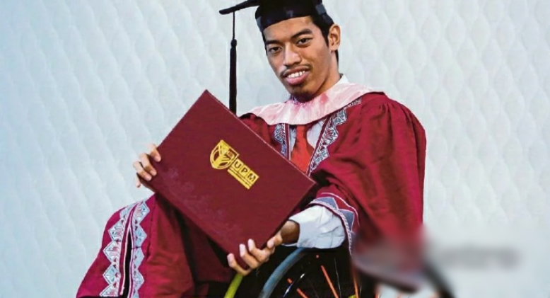 Perseverance Pays Off For 25-Year-Old With Special Needs
