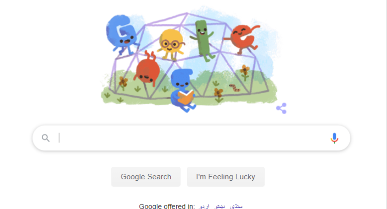 It's World Children's Day and Google Has A Special Doodle To Celebrate Childhood!