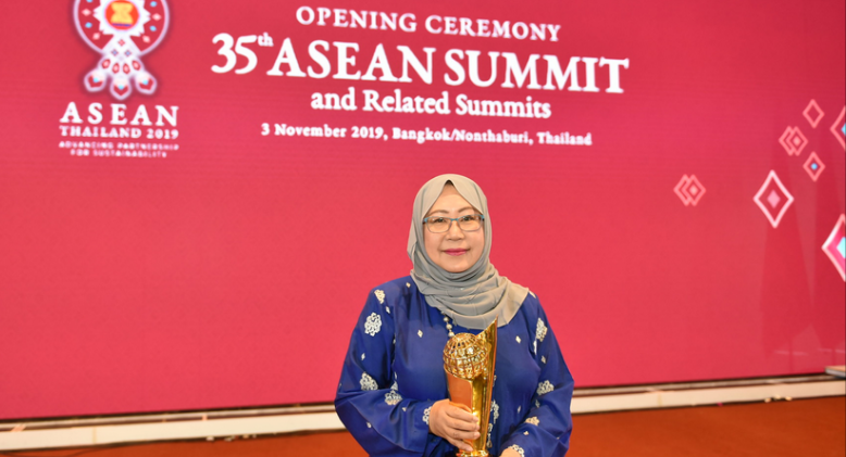 Mercy Malaysia Founder And Humanitarian Awarded The 2019 ASEAN Prize