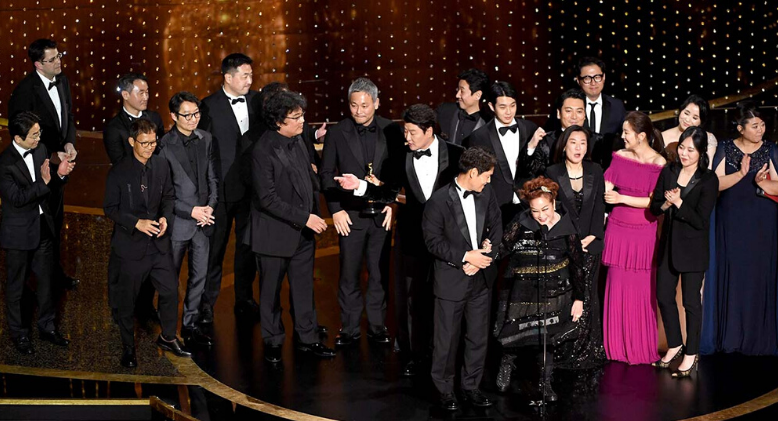 'Parasite' Historic Win Tops Celebration Of Diversity And Inclusion At The Oscars