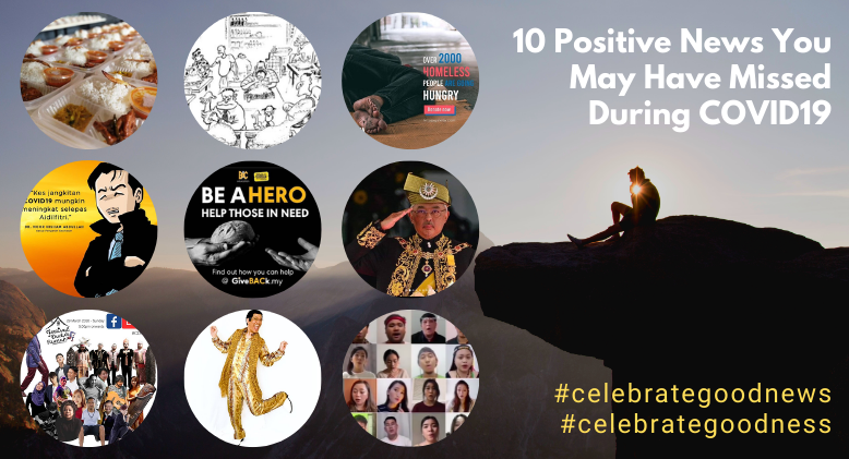 10 Positive News You May Have Missed During COVID-19