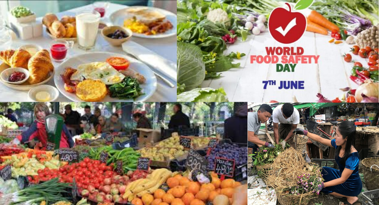 Food is Precious: World Food Safety Day 2020