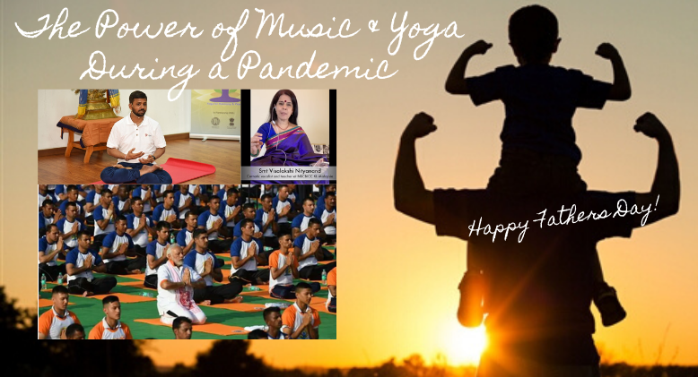 The Power Of Music Yoga During A Pandemic Good News