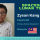 9-Year-Old, Zyson Kang's Gravity-Defying 'Spacesuit Lunar Toilet'