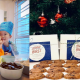 It's beginning to smell a lot like Christmas… with Jonah's Happy Cookies!