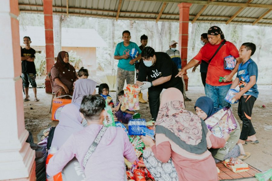 9,000 Receive Aid After RM300,000 Raised Through GiveBACk.my