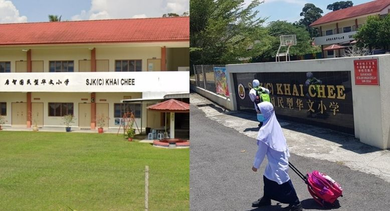 This Chinese Primary School Has A Majority Of Malay Students