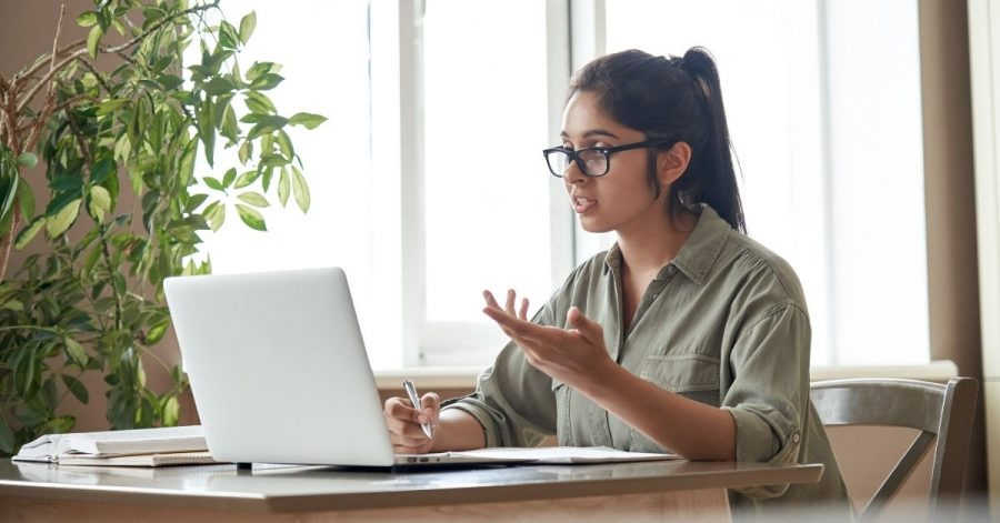 Online Classes And Staying Focused