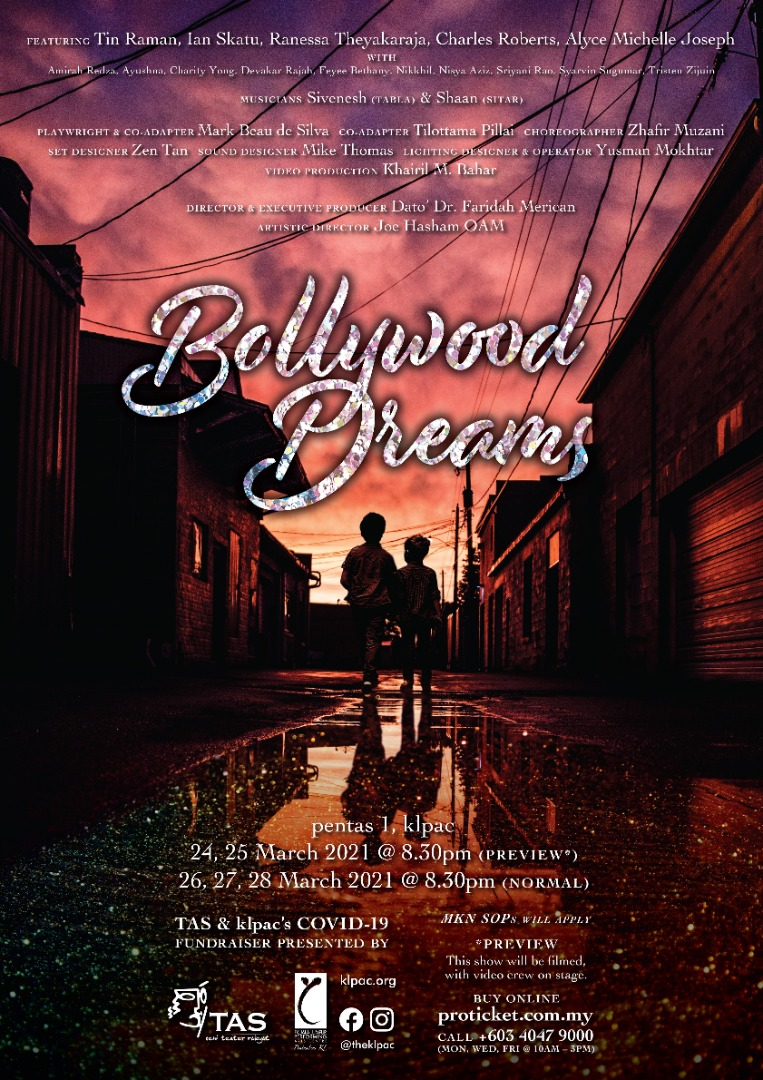 """Bollywood Dreams – Reminding Us How We """"Can Be Anything!"""""""