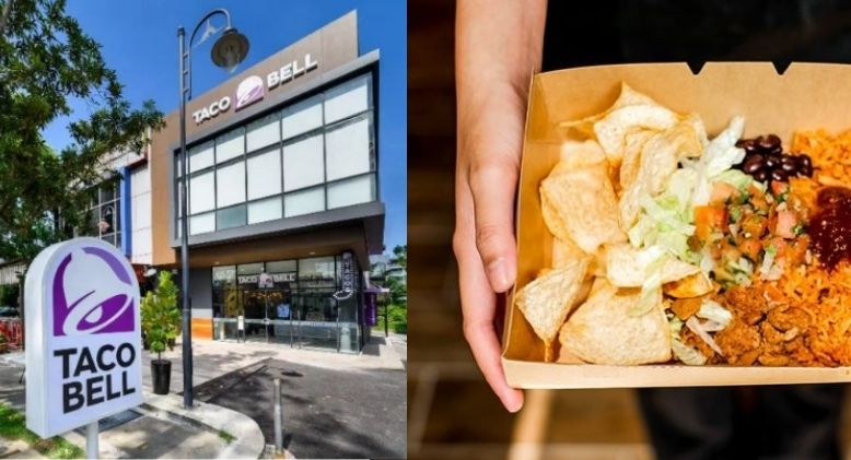 Taco Bell Lands in Malaysia with a Unique Sambal Bowl!