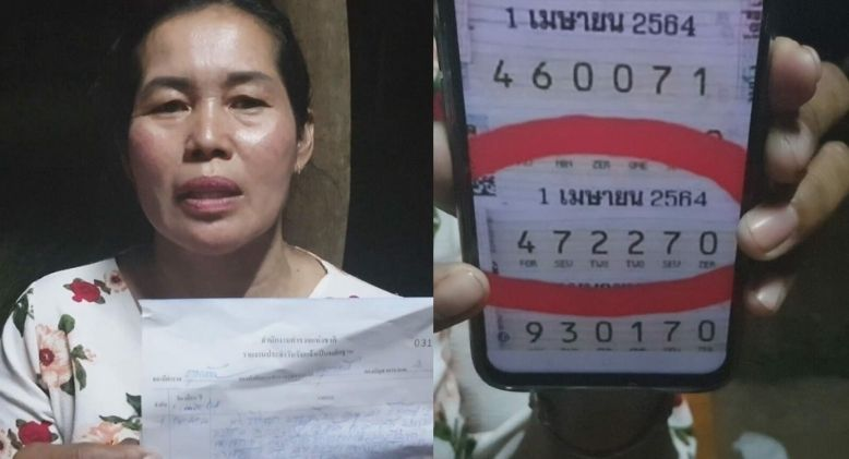 Woman in Thailand Wins Lottery After Interpreting Son's Dream