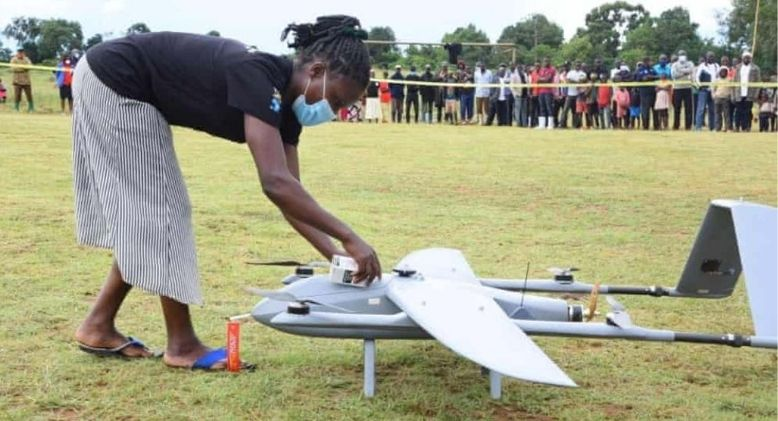 Uganda Uses Drones to Deliver Medical Supplies to HIV Patients
