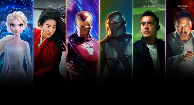 RM54.90 for Disney+Hotstar 3 Month Subscription in Malaysia, Starts in June