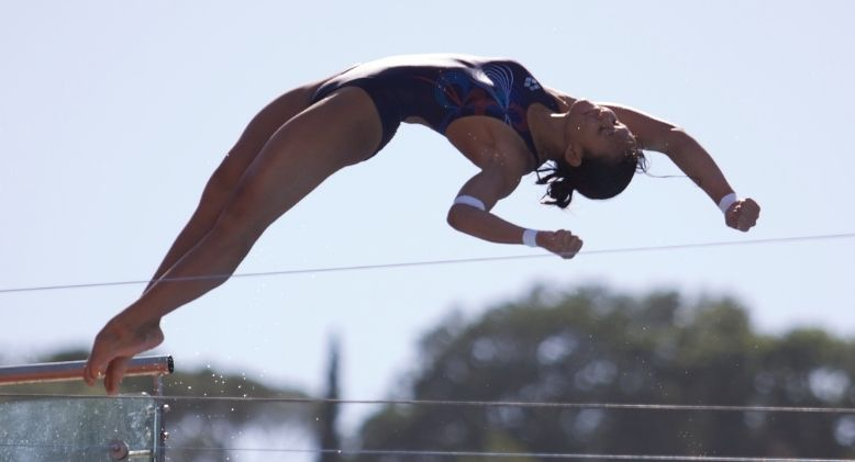 Pandelela Rinong is World Champion! Wins Malaysia's First-Ever Gold Medal in the Diving World Cup