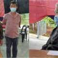 Johor Durian Sellers Come to Aid of Lost Old Man, Sends him back to Malacca