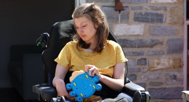 Strangers in Coventry Flock to Help Disabled Girl Replace Her Broken Old Toy