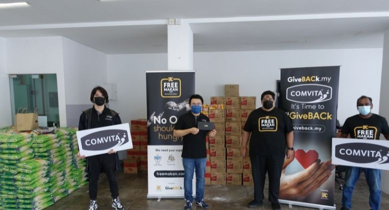 Comvita Malaysia Pledges to Donate 15% of Online Sales to FreeMakan