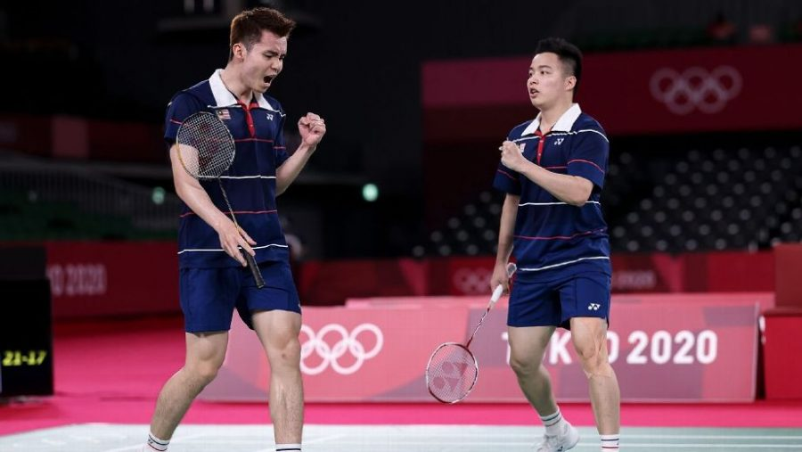 Aaron-Wooi Yik Smash Their Way To A Bronze Medal in the 2020 Tokyo Olympics