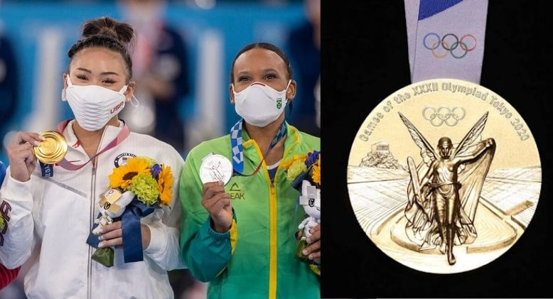 Did you know? Tokyo 2020 Olympic Medals Are Made Out of Recycled Electronic Devices!