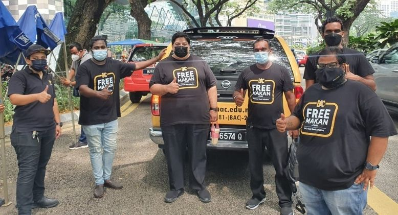 FreeMakan Provides Over 2 Million Meals to 85,000 People