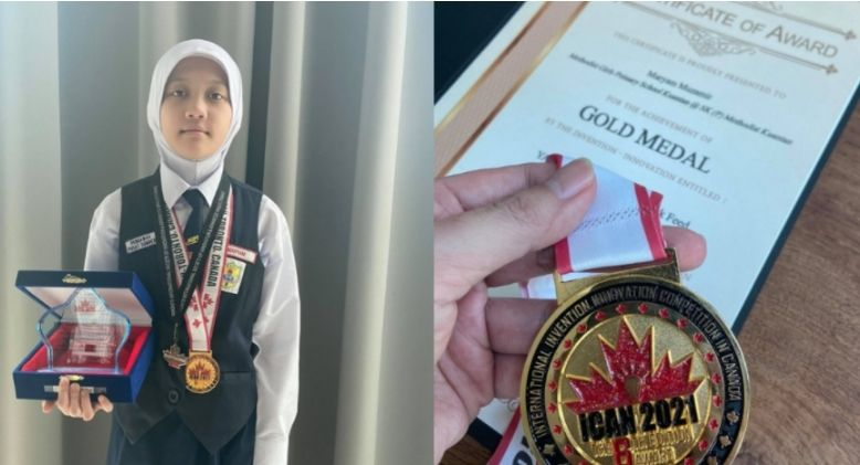 11-year-old Inventor Secures Three International Awards in Canada