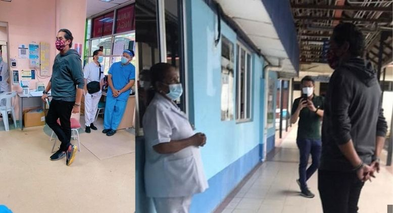 Health Minister Makes Surprise Visit to Kajang Hospital in Jeans and Hoodie