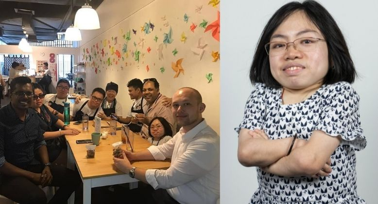 Rachel Siew: Born to Stand Out