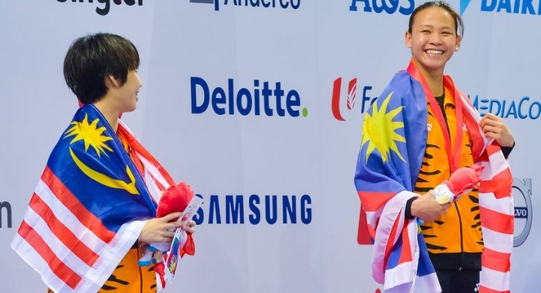 """Pandelela: Still Not Accustomed to Being Known as """"Datuk"""""""