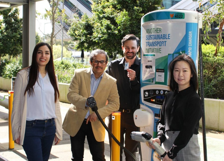 A Sweet Solution to Lithium-Sulfur Batteries by Monash University